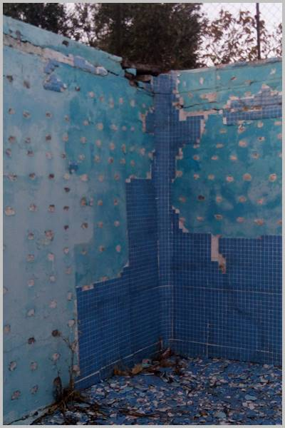 ¿Por qué se caen las fichas de gresite de tu piscina o pileta?